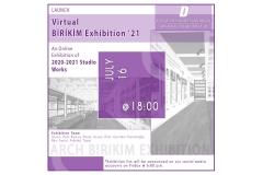 Virtual BİRİKİM Exhibition on July 16th at 6pm