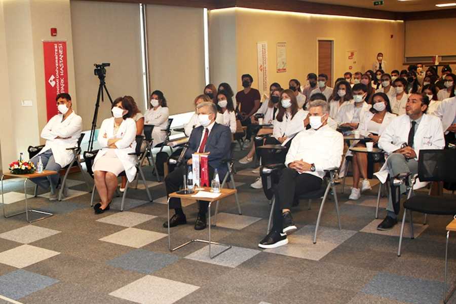 Academic year started at IUE Medical Park